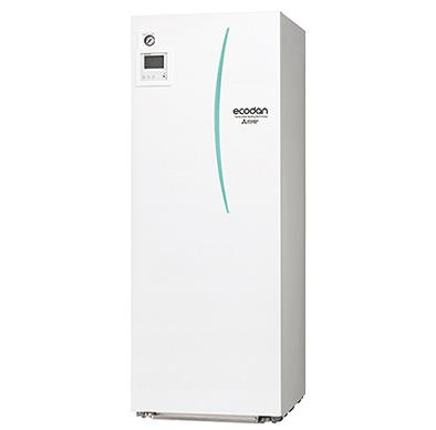Calefacción ECODAN (Aerotermia) Con tanque de ACS